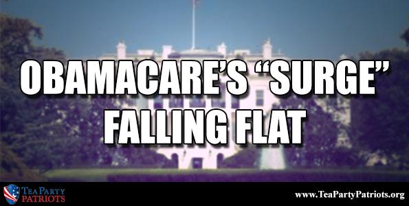 Obamacare's Surge Thumb