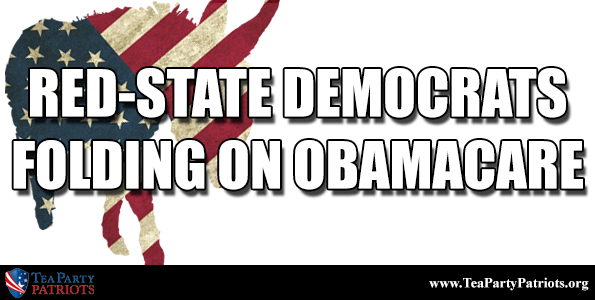 Red-State Dems Thumb