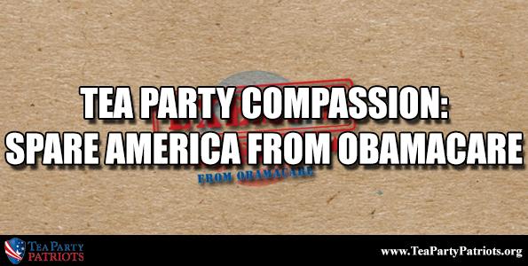 Tea Party Compassion