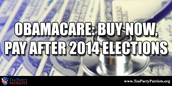 Buy Now Pay After 2014