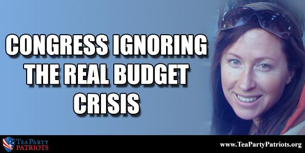 Congress Ignores Budget Crisis