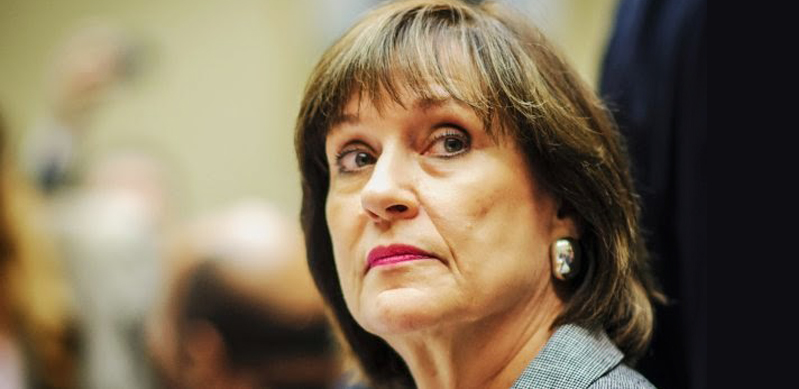 Lois Lerner in court