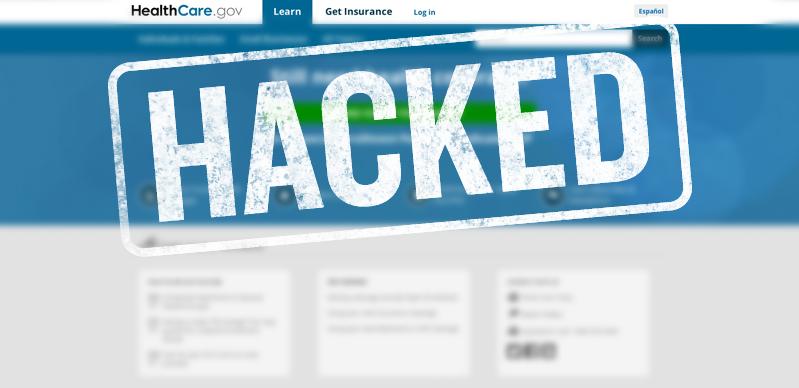 Healthcare.gov hacked
