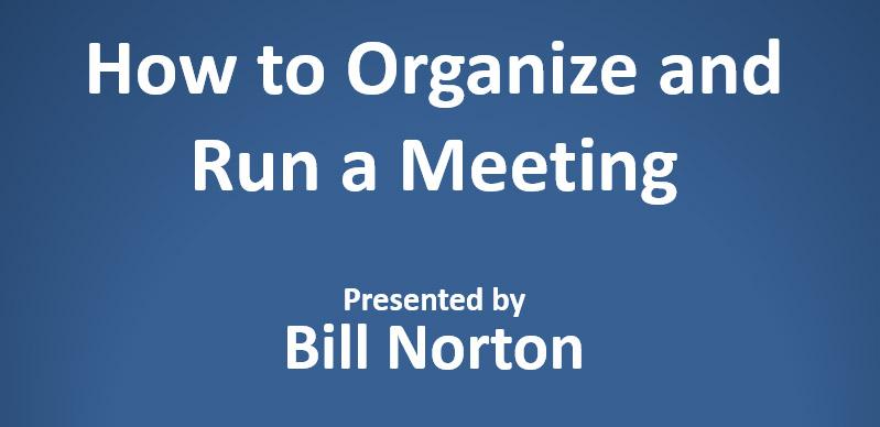 organizeameeting